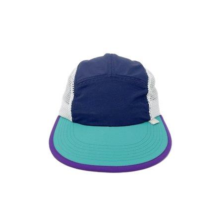 UTOPIAN PROJECTS RECON CAP-UP10 cap - Navy/Turquoise/Purple