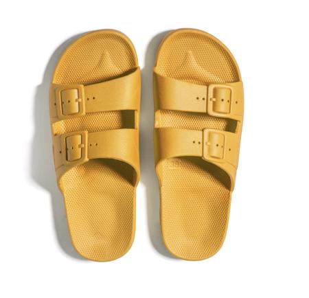 Freedom Moses Mikado Slides - yellow