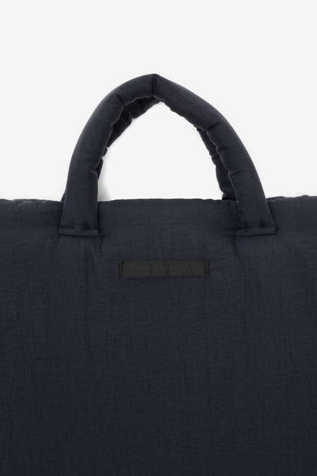 Our Legacy Pillow Tote - Dark Navy