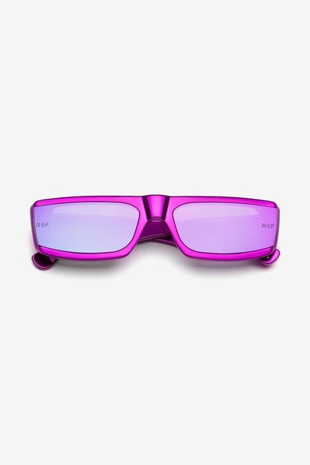 RetroSuperFuture Issimo Sunglasses - Chrome Fuxia