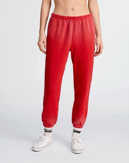 RE/DONE 80s Sweatpant - Faded Crimson