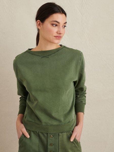Alex Mill Lakeside Sweatshirt - Army Green