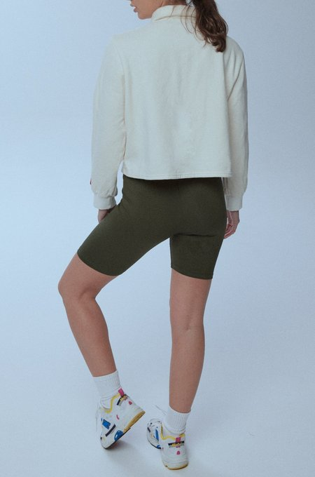 baaby Bike Shorts - Hunter Green