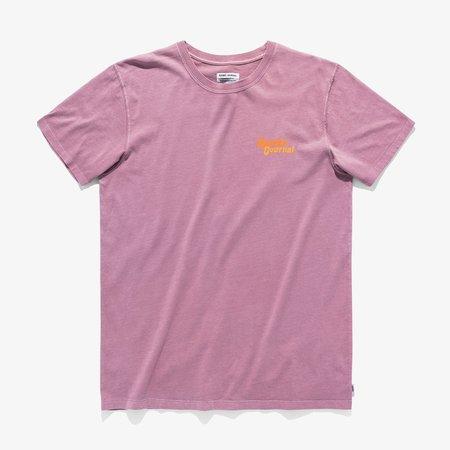 Banks Journal Lei Day Faded Tee Shirt - purple