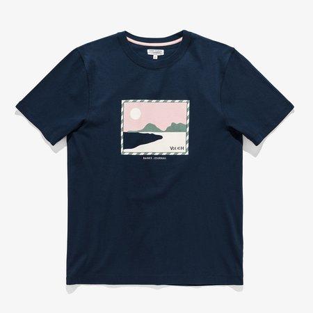 Banks Journal Pass Tee Shirt - blue