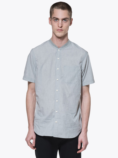 Wings + Horns Woven Short Sleeve Service Shirt