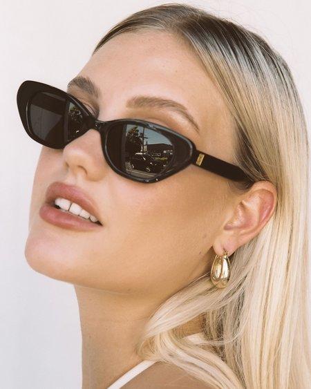 Raie Eyewear Bambi Sunglasses - Black