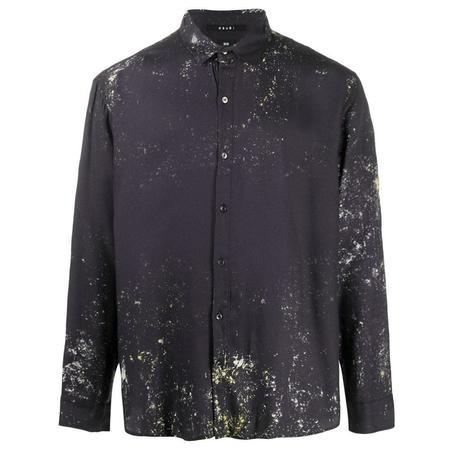 Ksubi Acid Painter Is Shirt - Multicolor