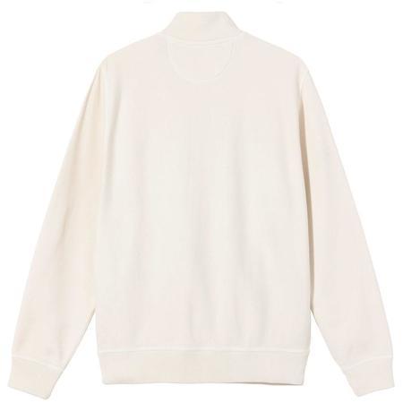 Stussy Stock Logo Mock sweater - Oatmeal
