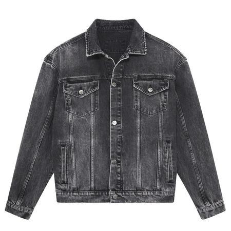 Ksubi Oh G Asphalt Jacket - Grey