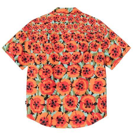 Stussy Poppy Shirt - Orange