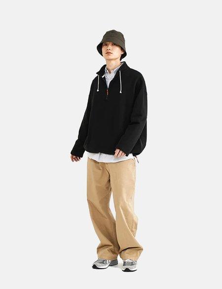Uniform Bridge Pullover Sweatshirt - Black