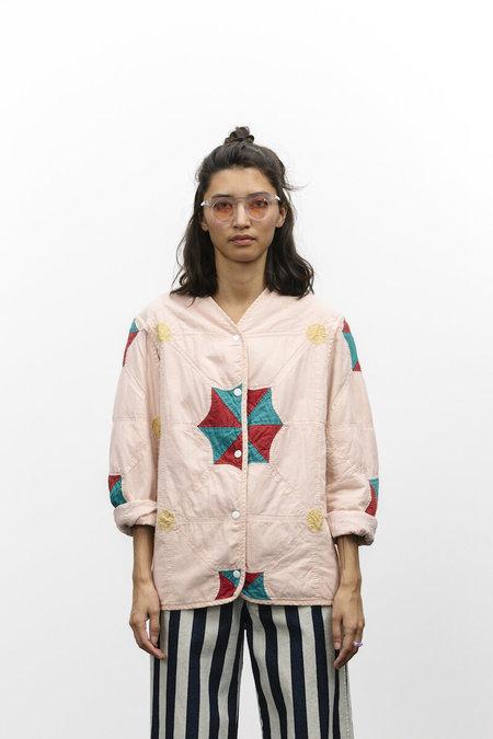 Carleen Quilt Liner - Pink #4