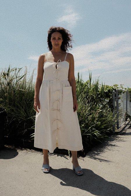 Ajaie Alaie Candor Dress - undyed