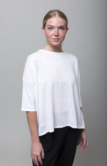 Evam Eva Half Sleeve Pullover