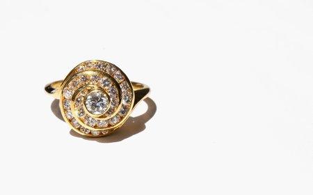 Kindred Black Carceri Ring - 18k