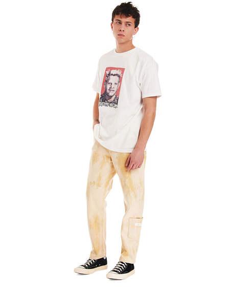 Fucking Awesome print T-shirt - white