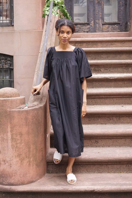 M.Patmos Louise Dress - Black