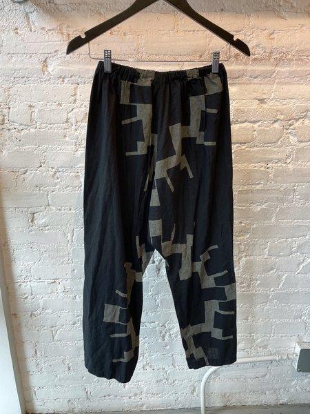 Uzi NYC Printed Pants - Sun