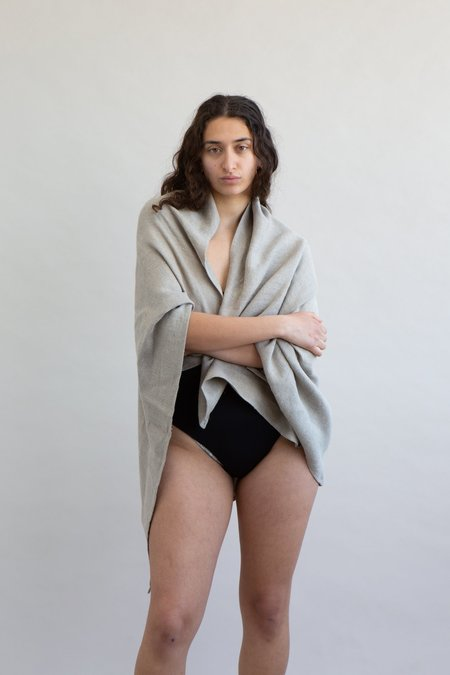 WOLF & GYPSY VINTAGE Linen Towel - natural