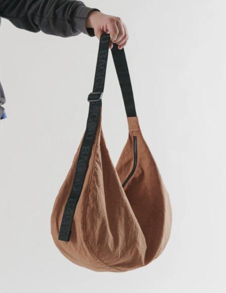 Baggu Large Nylon Crescent Bag - Pinto