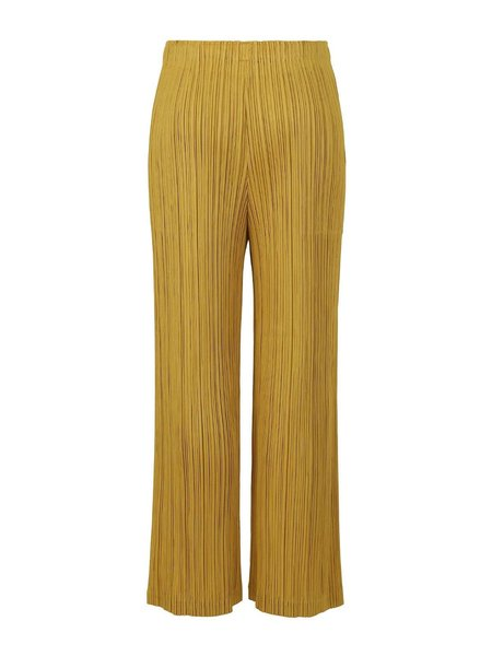 Pleats Please by Issey Miyake 1 Thicker Bottoms - Beige