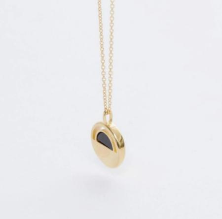Sheisme Magic Strength Necklace - Gold