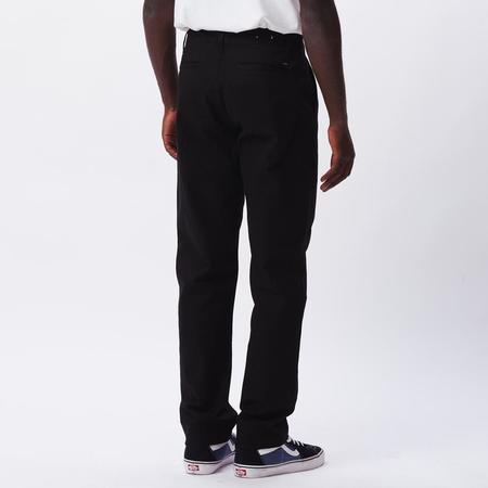 Obey Straggler Pant - Black