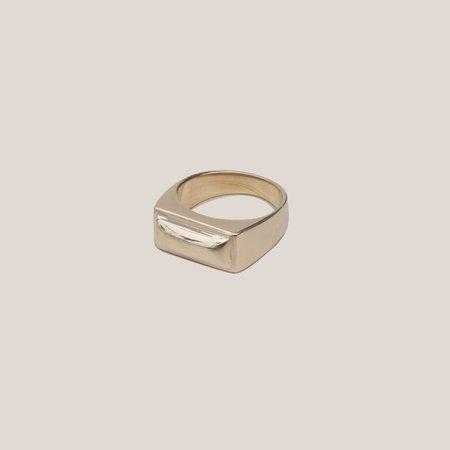 Laura Lombardi Nonno Ring - Brass