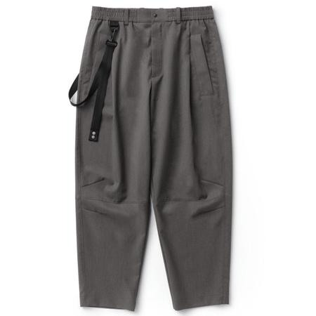 IISE Cropped Pant - Taupe