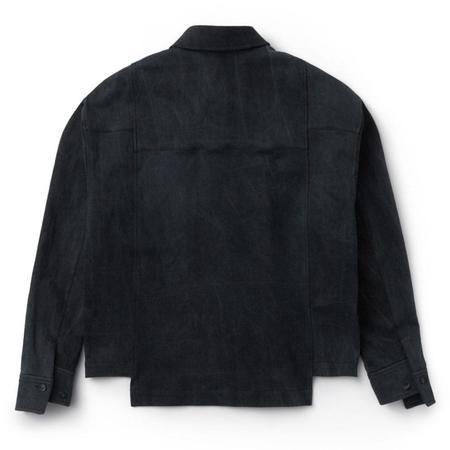 IISE Hanji Panel Jacket - Indigo Natural Dye