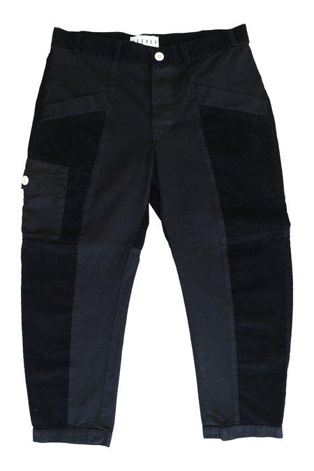 Unisex SEEKER Trek Pant - Black