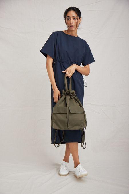 OAD Drawstring Backpack - Olive
