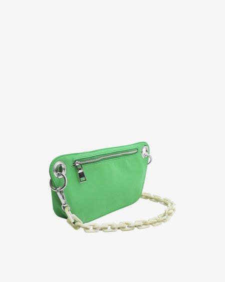 Hvisk Brillay Nylon Recycled Bag - Grass Green