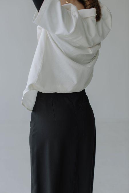 Mina Wander Skirt - Black