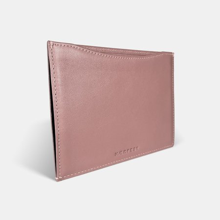 Haerfest Passport Wallet - Ash Rose