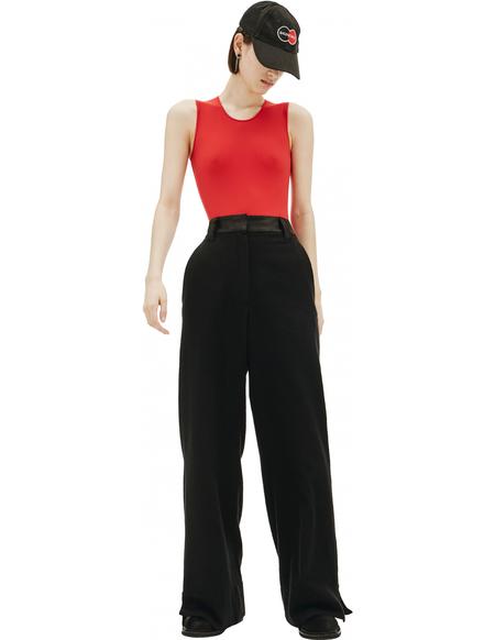 Maison Margiela Bodysuit - Red