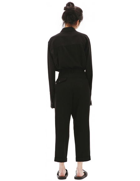 Comme des Garcons CdG Wool Trousers