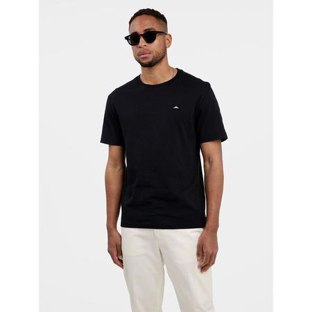 J Lindeberg Jordan Logo T-Shirt - Black