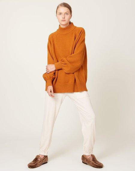 Kowtow Summit Jumper sweater - Rust