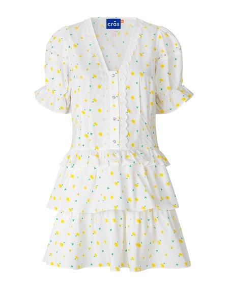 Cras  Mischa Dress - Buttercup