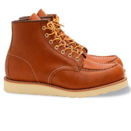 Red Wing Shoes 875 Moc Toe Boots - Oro