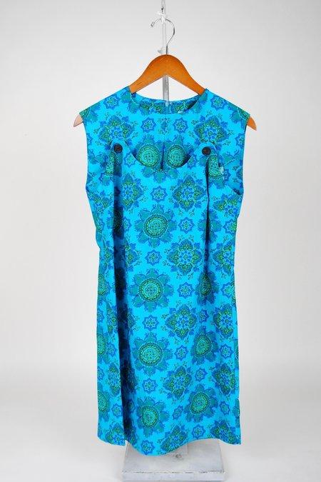 Rachel Comey Breva Dress - Blue
