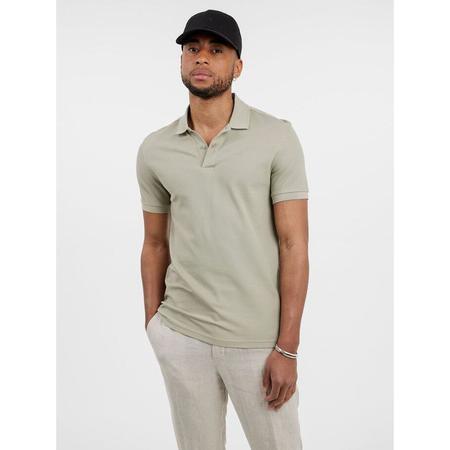 J Lindeberg Troy Pique Polo Shirt - Sage