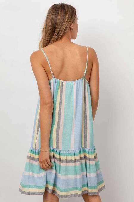 Rails Ari dress - Jamaica Stripe