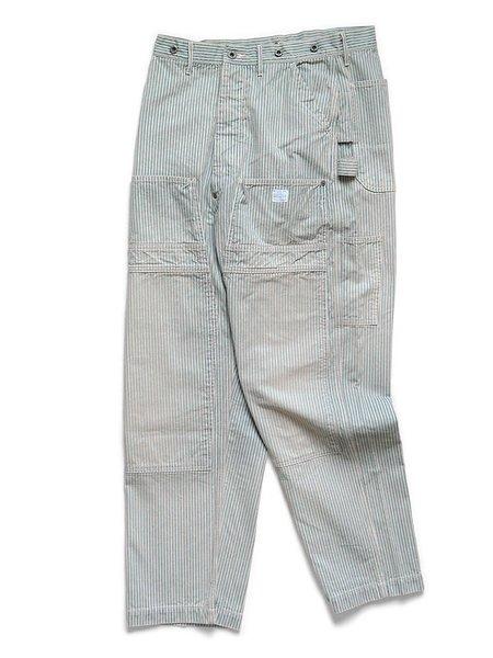 Kapital Liberty Hickoree Lumber Pants - Indigo