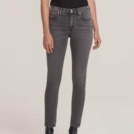 Agolde Nico High Rise Slim Fit Jeans - Ceremony