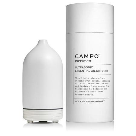 Campo Ceramic Diffuser - White