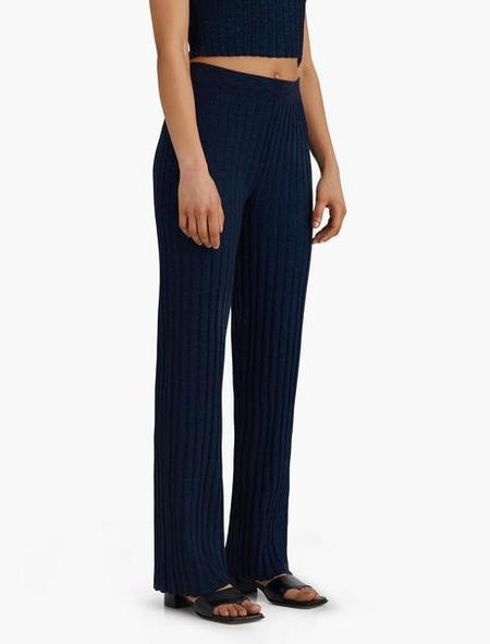 Paloma Wool From The Knit Pants - Navy/Black
