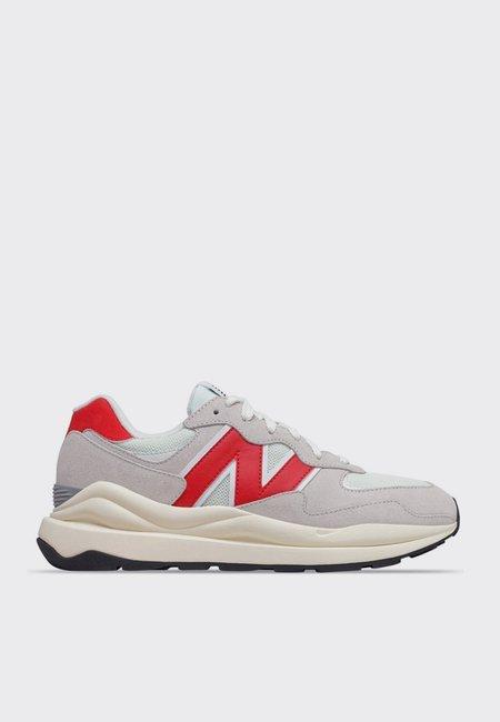 New Balance M5740CC sneakers - burgandy/grey